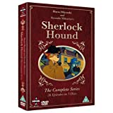Sherlock Hound: The Complete Series [Region 2] by Patricia Parris