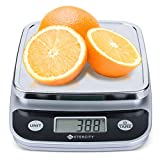 2-etekcity-digital-kitchen-food-scale-silverelectroplating-batteries-included
