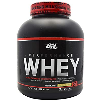 Optimum Nutrition Performance Whey from OPTIMUM NUTRITION
