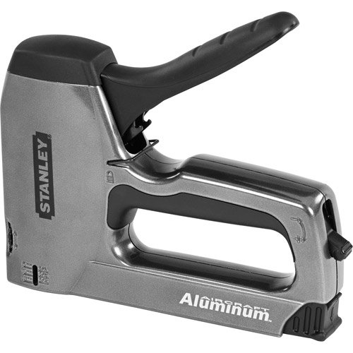 Sharpshooter Stapler Less force to squeeze, High/low power lever Review