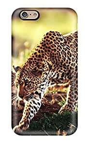 Awesome Case Cover/iphone 6 Defender Case Cover(cheetah) by icecream design