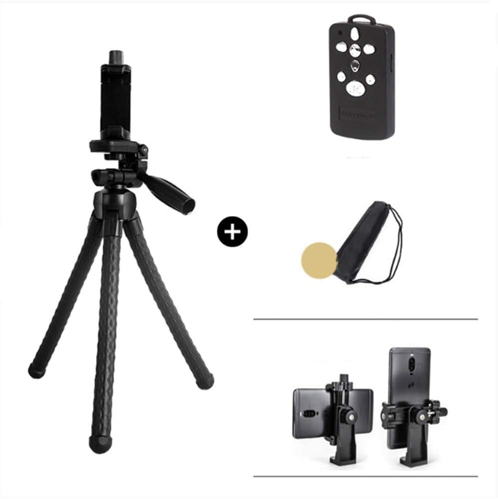 Gift Compact Lightweight Mobile Phone Stand Octopus Tripod Outdoor Portable Tripod Tripod