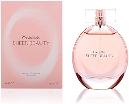 Comprar Calvin Klein Sheer Beauty Agua de Colonia - 50 ml