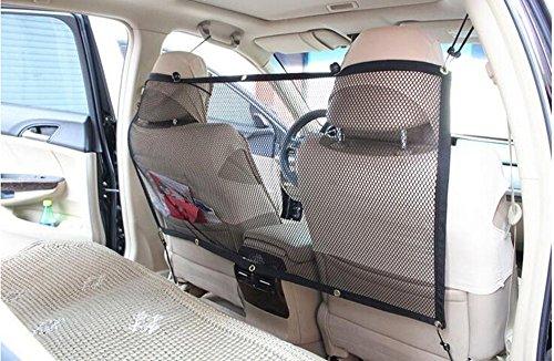 Pet Barrier Through Vehicle Front