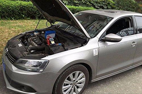/200/Ah Auto Veh/ículo cobre analizador de bater/ía AGM GEL micro-200/con USB para impresi/ón 12/V Bater/ía de coche probador de carga 30/