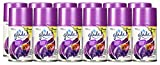 Glade Automatic Spray Air Freshener Refill KSmxj, Pack of 6, 2Units (Lavender and Peach Blossom)