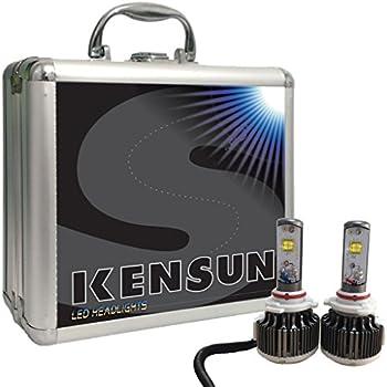 Kensun Super Bright Extreme ETI LED Headlight Conversion Kit - H11