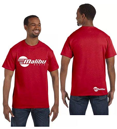 Custom Teez Malibu Boats T Shirt Wake Board Skier Motorsport Racing Jdm Pullover Shirts