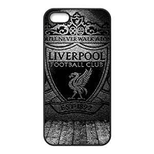Liverpool Logo For iPhone 5, 5S Csae protection phone Case FX262750