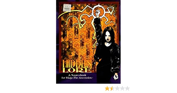 Hidden Lore 2nd Edition Screen And Lore Mage The Ascension