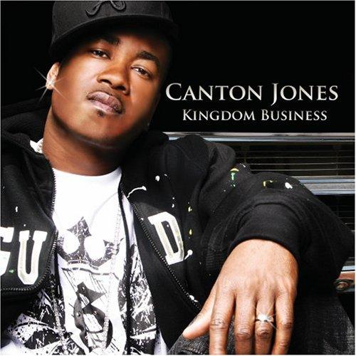 Kingdom Business by JONES,CANTON