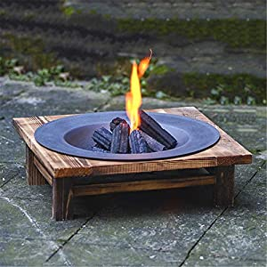 WSN Fire Pit Table
