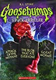 Goosebumps: Blob That Ate Everyone / Go Eat Worms by 20th Century Fox