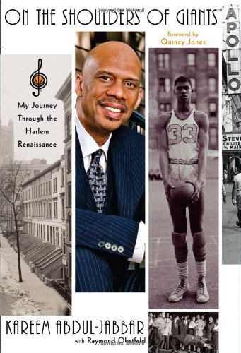 Download On the Shoulders of Giants: My Journey Through the Harlem Renaissance pdf