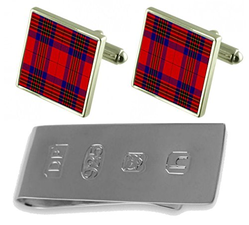 Cufflinks Bond Clan Tartan Clip Leslie Cufflinks Tartan amp; Clan Leslie James Money wxAqBYz1