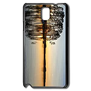 Customizable Note 3 Cases/Sunset Lake