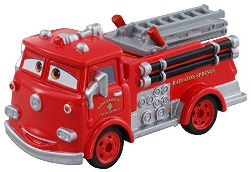 Tomica Disney Pixar Cars Red Fire Engine C-07 by Takara Tomy