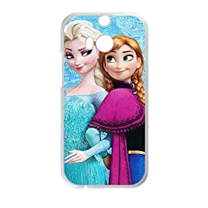 Frozen lovely sister fashion Cell Phone Case for HTC One M8