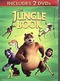 The Jungle Book DVD Set The Jungle Book Movie / The Jungle Book 2 Return To The Jungle - 2 DISC Set