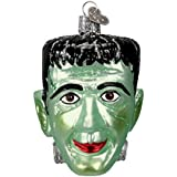 Old World Christmas Frankenstein Glass Blown Ornament