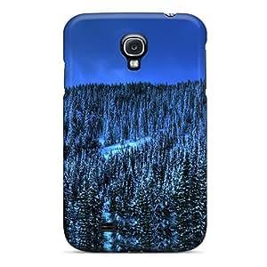 Waterdrop Snap-on Scenic Romanian Hillside Case For Galaxy S4