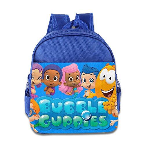 Bubble Guppies Kids School Backpack Bag]()