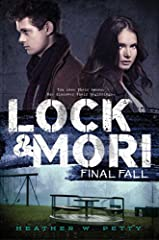 """Sherlock Holmes and Miss James """"Mori"""" Moriarty started at the top of their game—so they have that much farther to fall in this epic conclusion to the Lock & Mori trilogy, perfect for fans of Maureen Johnson and Sherlock.You know their nam..."""