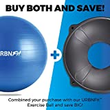URBNFit Exercise and Balance Ball Base 1 Piece