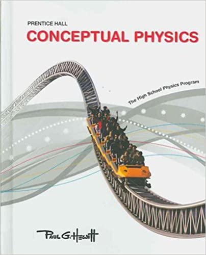 Amazon conceptual physics the high school physics program amazon conceptual physics the high school physics program 9780133647495 paul g hewitt books fandeluxe Images