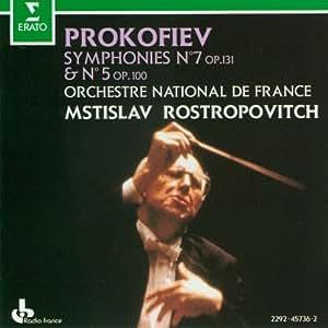 Prokofiev: Symphonies No. 7 Op. 131 & No. 5 Op. 100