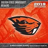 Oregon State Beavers 2019 Calendar