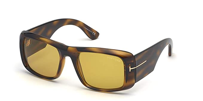 Tom Ford FT0731 Gafas de sol Unisex Marron: Amazon.es: Ropa ...