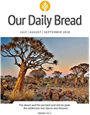 Our Daily Bread - July / August / September 2020