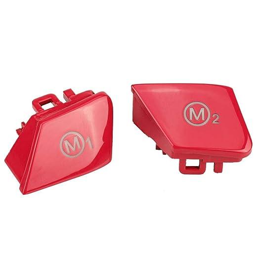 Lenkrad-Persönlichkeit Rote Taste M1m2-Modustaste Rote Umschalttaste BMW