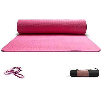 Amazon.com: Rff Yoga Mat Environmental Protection Non-Slip ...