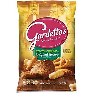Gardetto's, Snack Mix, Original Recipe, Reduced Fat, 8.6 oz. Bag