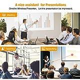 DinoFire Wireless PowerPoint Presentation Clicker