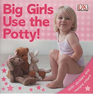 girls potty time dk publishing