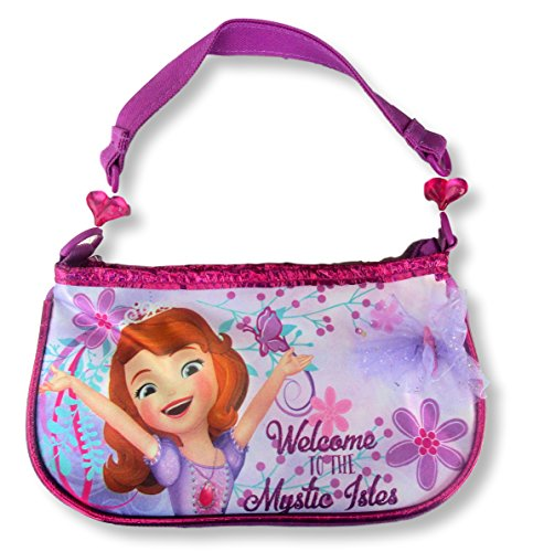 Skye Bag - Disney Toddler Preschool Purse (Sofia the First Purse)