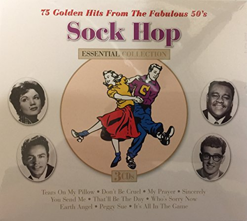 Price comparison product image Sock Hop: 75 Golden Hits From the Fabulous 50's