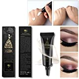 Putars Women Sexy Eye Primer By Radiant Complex Eyeshadow Base for a Perfectly Primed Eyelid Black