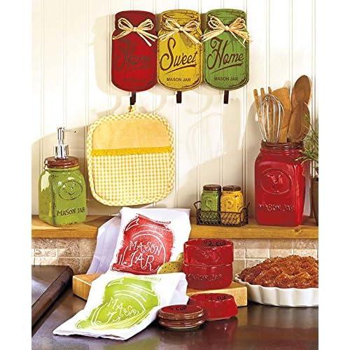 Kitchen Decor Sets: Amazon.com