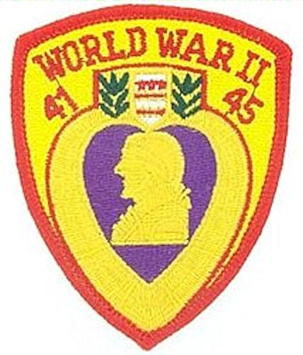 Wwii Uniform Patches - 5