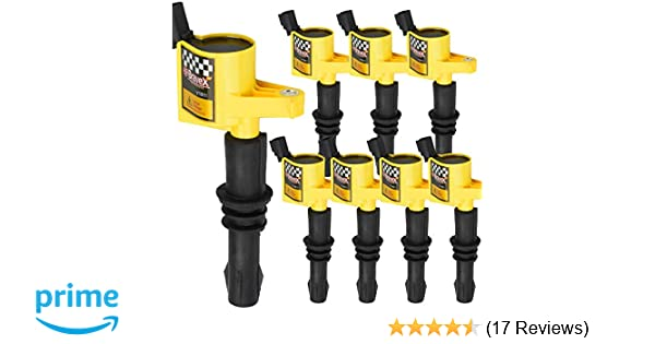 8x DG511 Ignition Coil on Plug For 04-08 Ford F-150 Expedition V8 4.6 5.4L FD508