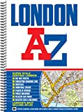 London Street Atlas AZ Spiral*** (A-Z Street Atlas)