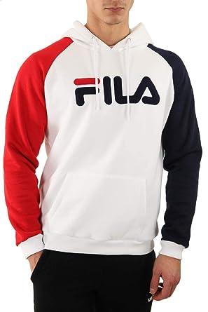 plus près de recherche d'authentique sélectionner pour officiel Fila Sweat à Capuche modele Zac (L): Amazon.fr: Vêtements et ...