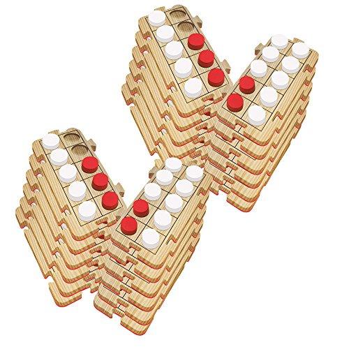 - hand2mind Foam Ten-Frames, Counting Tens in Preschool/Kindergarten (Pack of 24)