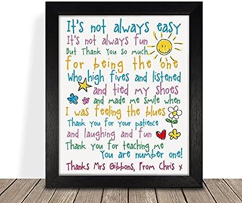 Amazonde Geschenke Für Lehrer Geburtstag Von Kinder