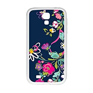 Elegant flowers Cell Phone Case for Samsung Galaxy S4