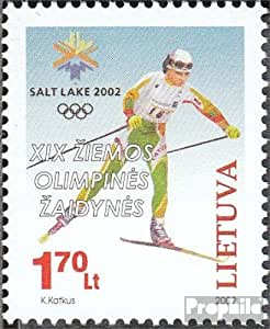 Amazon.com: Lithuania 780 (Complete.Issue.) 2002 Olympia